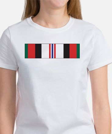 Afghanistan Campaign Women's T-Shirt