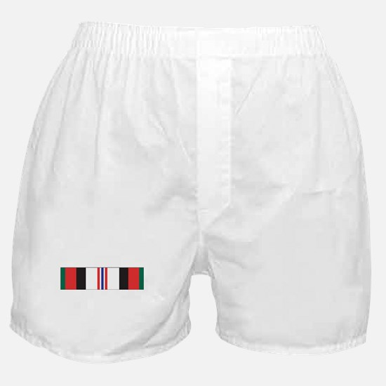 Afghanistan Campaign Boxer Shorts