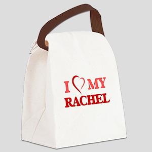 I love my Rachel Canvas Lunch Bag
