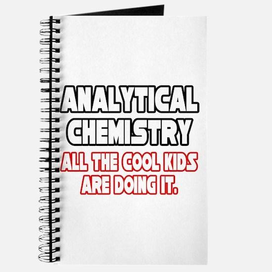 """Analytical Chem...Cool Kids"" Journal"