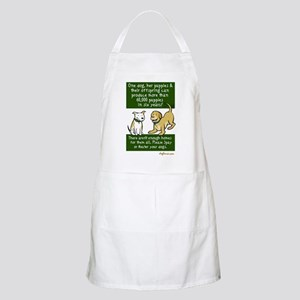 Sixty Thousand Dogs - Spay Neuter BBQ Apron