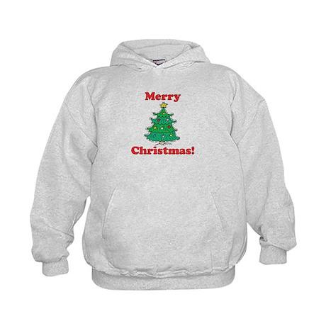 Merry Christmas Kids Hoodie