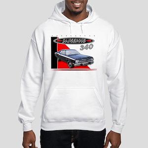 Plymouth Duster 340 Hooded Sweatshirt