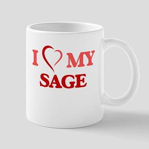 I love my Sage Mugs