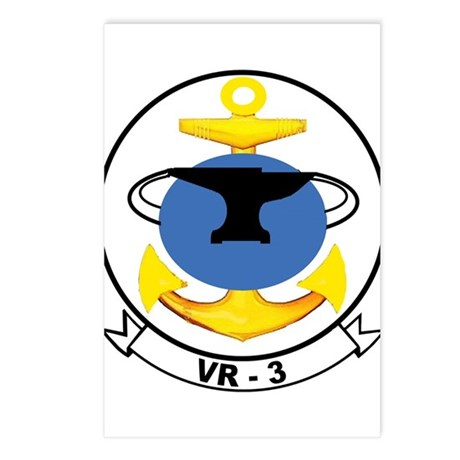 VR-3 Postcards (Package of 8)