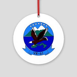 VR 61 Islanders Ornament (Round)