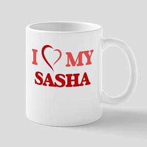 I love my Sasha Mugs