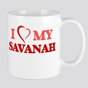 I love my Savanah Mugs