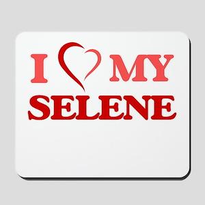 I love my Selene Mousepad