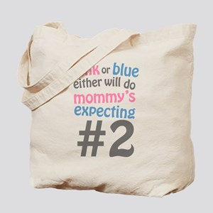 Mommy's Expecting #2 Tote Bag