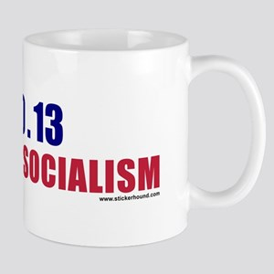 1.20.13 The End of Socialism Mug