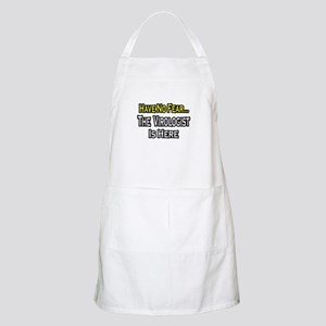 """""""Have No Fear...Virologist"""" BBQ Apron"""