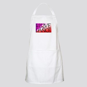 For the LOVE of DANCE BBQ Apron