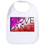 For the LOVE of DANCE Bib