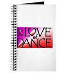 For the LOVE of DANCE Journal