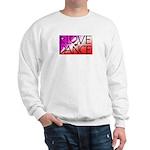 For the LOVE of DANCE Sweatshirt