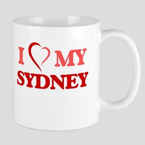 I love my Sydney Mugs