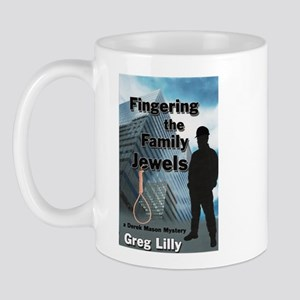 """Fingering the Family Jewels"" - Mug"