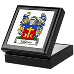 Safonov Family Crest Keepsake Box