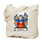 Safonov Family Crest Tote Bag