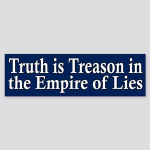 Truth is Treason