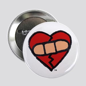 """""""Mended Heart"""" Button"""