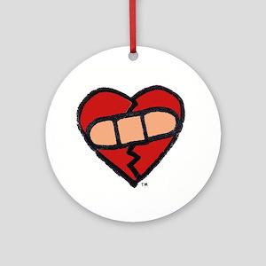"""""""Mended Heart"""" Keepsake (Round)"""