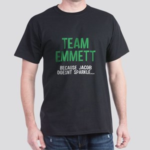 Team Emmett Dark T-Shirt