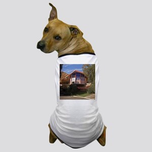 Elvis Honeymoon Hideaway Dog T-Shirt