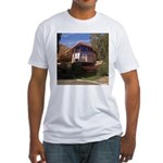 Elvis Honeymoon Hideaway Fitted T-Shirt