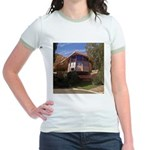 Elvis Honeymoon Hideaway Jr. Ringer T-Shirt
