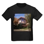 Elvis Honeymoon Hideaway Kids Dark T-Shirt