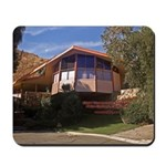 Elvis Honeymoon Hideaway Mousepad