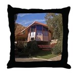 Elvis Honeymoon Hideaway Throw Pillow