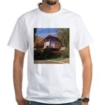 Elvis Honeymoon Hideaway White T-Shirt