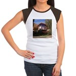 Elvis Honeymoon Hideaway Women's Cap Sleeve T-Shir