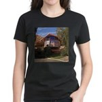 Elvis Honeymoon Hideaway Women's Dark T-Shirt