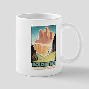 Dolomites Italy Mug