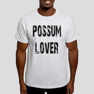 Possum Lover Light T-Shirt