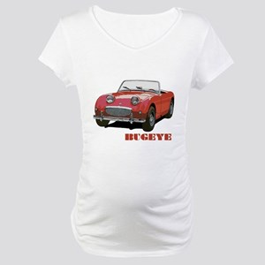 Red Bugeye Maternity T-Shirt