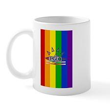 PGLO Persian Rainbow. Mug