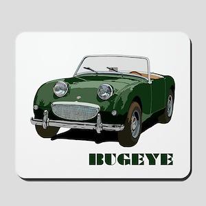 Green Bugeye Mousepad