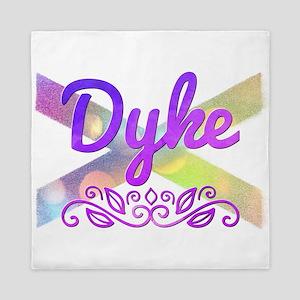 Dyke Queen Duvet