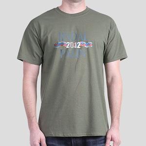 Jindal/Palin 2012 Dark T-Shirt