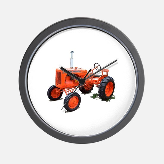 Allis chalmers tractor Wall Clock