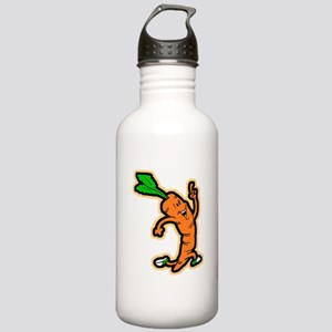 Dancing Carrot Stainless Water Bottle 1.0L