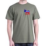 Obama Poker Dark T-Shirt