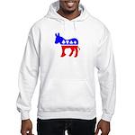 Obama Poker Hooded Sweatshirt