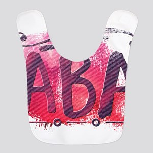 Aba Polyester Baby Bib