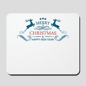 Christmas gear tees Mousepad